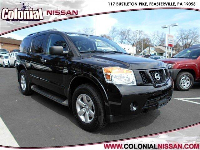 2015 nissan armada 4x4 platinum 4dr suv for sale in langhorne pennsylvania classified. Black Bedroom Furniture Sets. Home Design Ideas