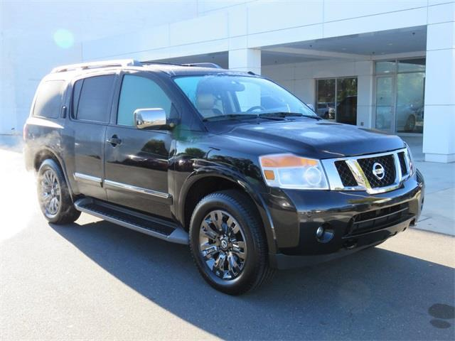 2015 nissan armada platinum 4x4 platinum 4dr suv for sale in charlotte north carolina. Black Bedroom Furniture Sets. Home Design Ideas