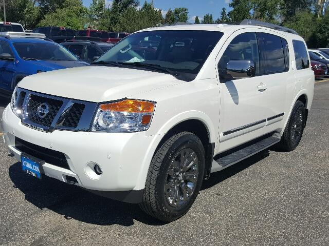 2015 nissan armada sv 4x4 sv 4dr suv for sale in billings montana classified. Black Bedroom Furniture Sets. Home Design Ideas
