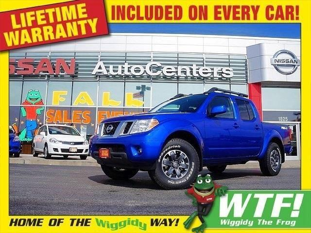 2015 nissan frontier 4x4 crew cab pro 4x for sale in wood river illinois classified. Black Bedroom Furniture Sets. Home Design Ideas