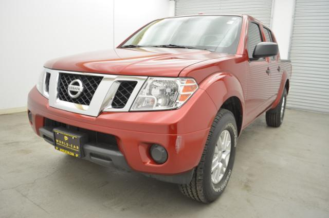2015 Nissan Frontier S 4x2 S 4dr Crew Cab 5 ft. SB