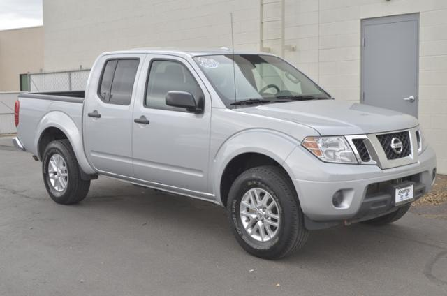 2015 nissan frontier s 4x4 s 4dr crew cab 5 ft sb pickup 5a for sale in saint george utah. Black Bedroom Furniture Sets. Home Design Ideas