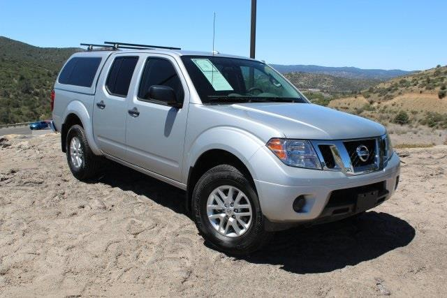 2015 nissan frontier s 4x4 s 4dr crew cab 5 ft sb pickup 5a for sale in prescott arizona. Black Bedroom Furniture Sets. Home Design Ideas
