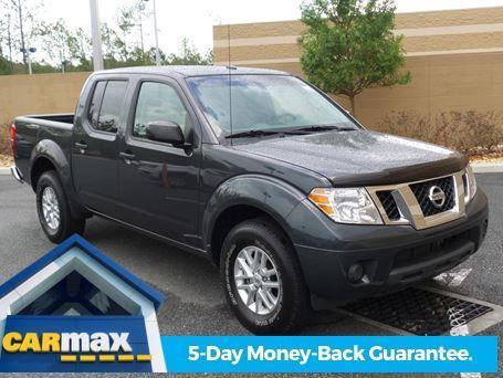 2015 Nissan Frontier SV 4x2 SV 4dr Crew Cab 5 ft. SB