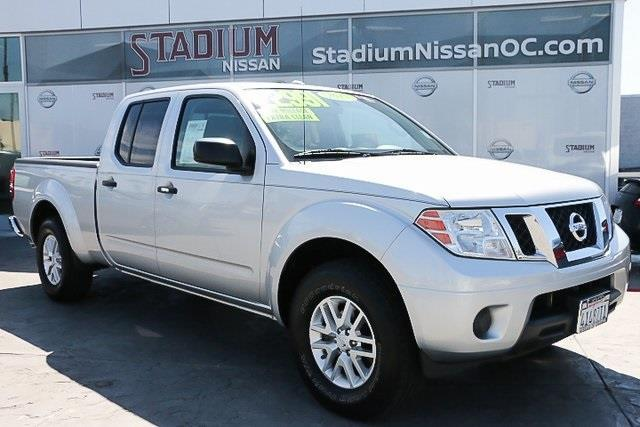 2015 Nissan Frontier SV 4x2 SV 4dr Crew Cab 6.1 ft. SB