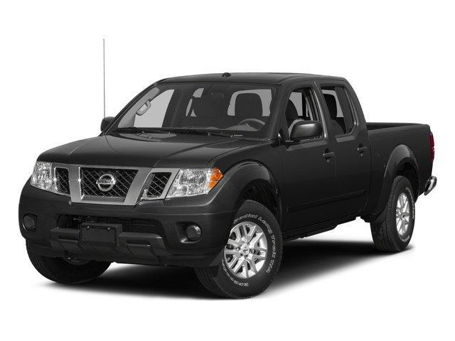 2015 Nissan Frontier SV 4x4 SV 4dr Crew Cab 5 ft. SB