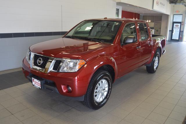 2015 nissan frontier sv 4x4 sv 4dr crew cab 5 ft sb. Black Bedroom Furniture Sets. Home Design Ideas