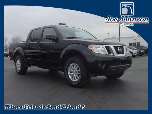 2015 nissan frontier sv troy oh for sale in troy ohio. Black Bedroom Furniture Sets. Home Design Ideas