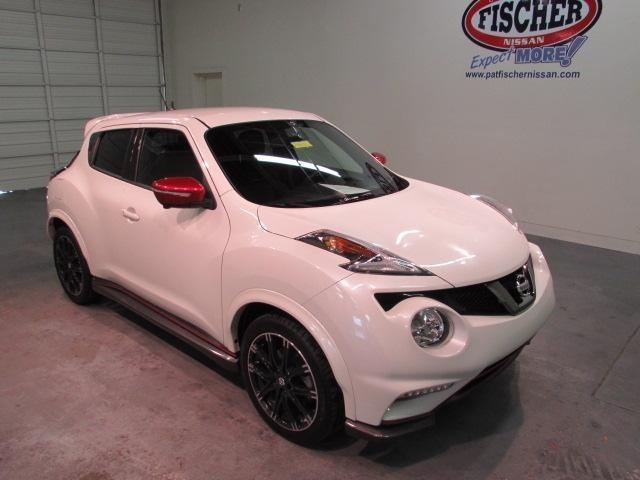 2015 Nissan JUKE NISMO AWD NISMO 4dr Crossover