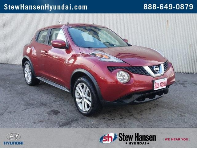2015 Nissan JUKE S AWD S 4dr Crossover