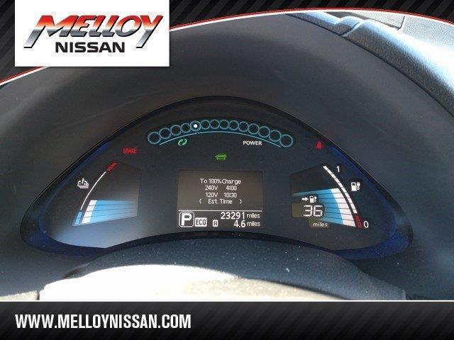 2015 Nissan LEAF S S 4dr Hatchback