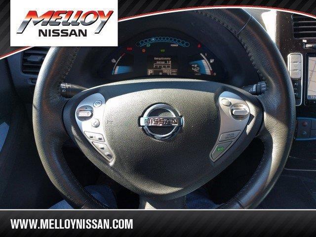 2015 Nissan LEAF SV SV 4dr Hatchback