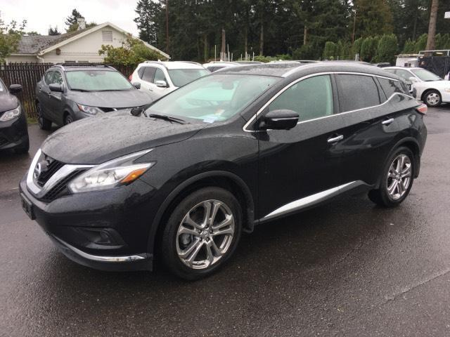 2015 nissan murano platinum awd platinum 4dr suv for sale. Black Bedroom Furniture Sets. Home Design Ideas