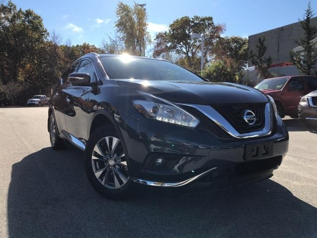 2015 Nissan Murano S AWD S 4dr SUV