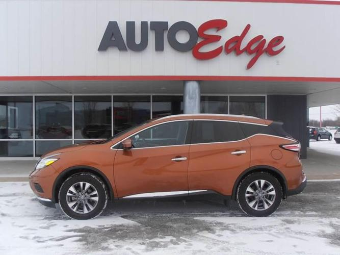 2015 nissan murano s awd s 4dr suv for sale in central heights iowa classified. Black Bedroom Furniture Sets. Home Design Ideas