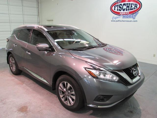 2015 Nissan Murano S S 4dr SUV