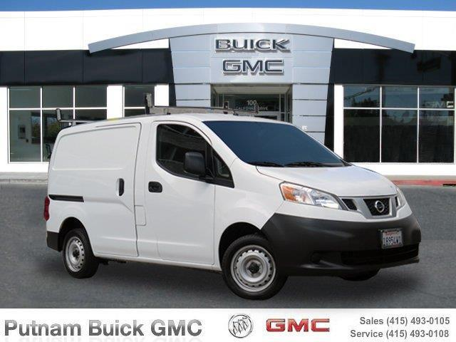 2015 Nissan Nv200 S S 4dr Cargo Mini Van For Sale In