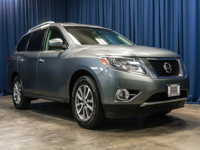2015 nissan pathfinder s 4x4 s 4dr suv for sale in edgewood washington classified. Black Bedroom Furniture Sets. Home Design Ideas