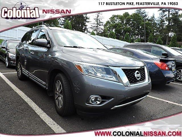 2015 nissan pathfinder s 4x4 s 4dr suv for sale in langhorne pennsylvania classified. Black Bedroom Furniture Sets. Home Design Ideas