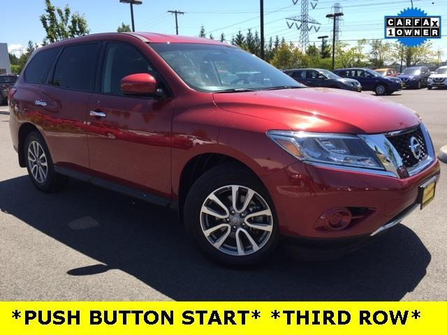 2015 nissan pathfinder s s 4dr suv for sale in auburn washington classified. Black Bedroom Furniture Sets. Home Design Ideas