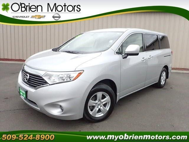 2015 nissan quest 3 5 platinum 3 5 platinum 4dr mini van for sale in walla walla washington. Black Bedroom Furniture Sets. Home Design Ideas