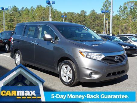 2015 Nissan Quest 3.5 S 3.5 S 4dr Mini-Van