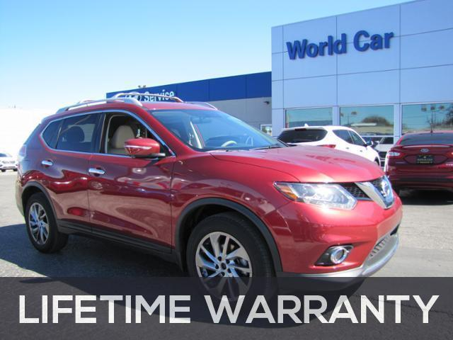 2015 Nissan Rogue S S 4dr Crossover