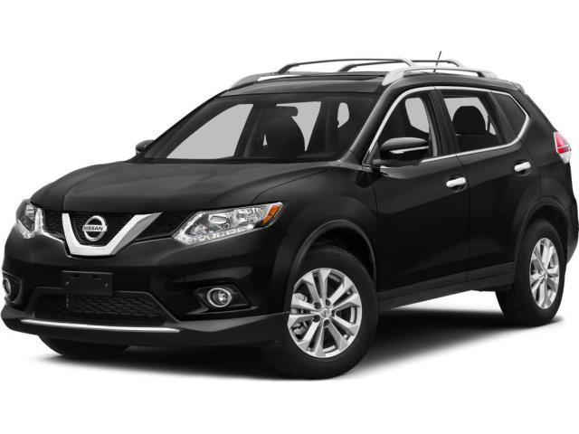 2015 Nissan Rogue S S 4dr Crossover (midyear release)