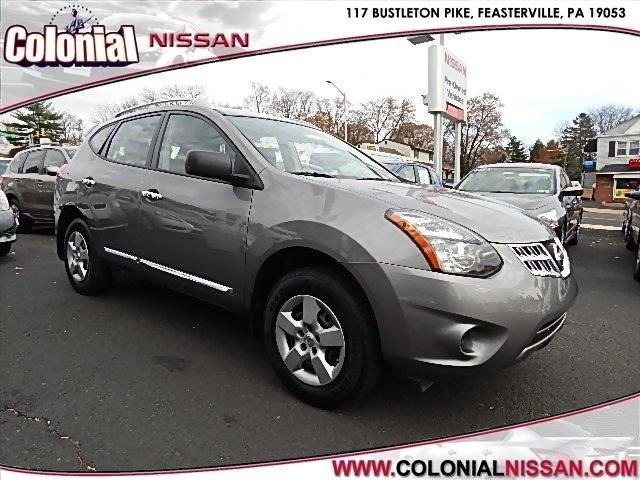 2015 Nissan Rogue Select S AWD S 4dr Crossover
