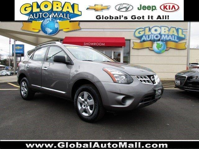 2015 nissan rogue select s awd s 4dr crossover for sale in muhlenberg new jersey classified. Black Bedroom Furniture Sets. Home Design Ideas
