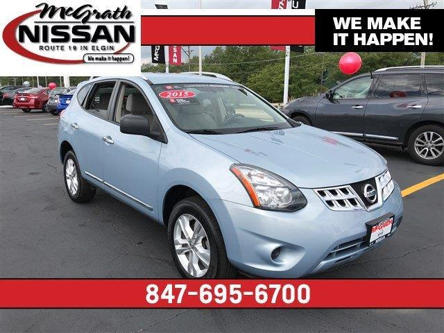 2015 nissan rogue select s awd s 4dr crossover for sale in elgin illinois classified. Black Bedroom Furniture Sets. Home Design Ideas