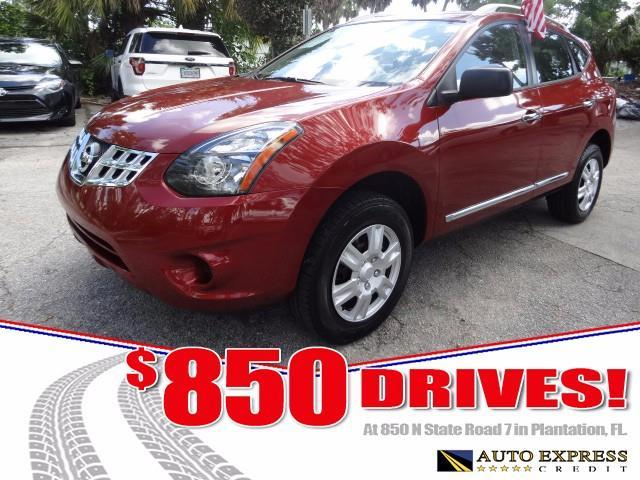 2015 Nissan Rogue Select S S 4dr Crossover