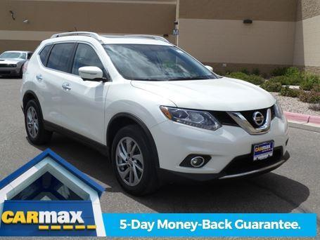 Nissan Rogue Transmission Recall >> 2015 Nissan Rogue SL AWD SL 4dr Crossover for Sale in Albuquerque, New Mexico Classified ...