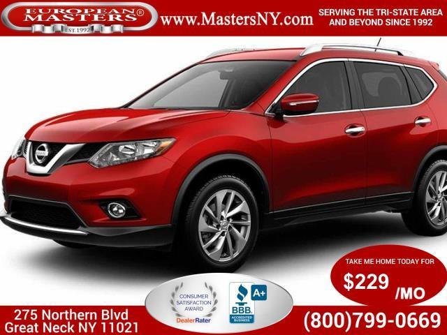 2015 Nissan Rogue SL AWD SL 4dr Crossover