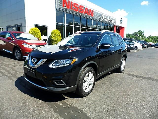2015 Nissan Rogue SV AWD SV 4dr Crossover