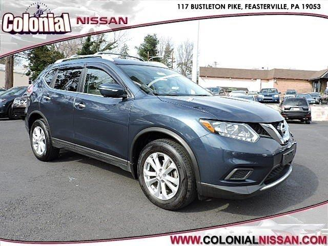 2015 nissan rogue sv awd sv 4dr crossover for sale in langhorne pennsylvania classified. Black Bedroom Furniture Sets. Home Design Ideas