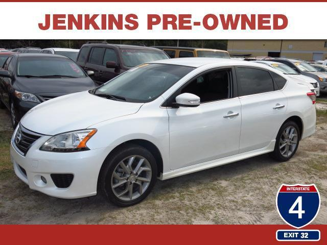 2015 nissan sentra sr sr 4dr sedan for sale in lakeland florida classified. Black Bedroom Furniture Sets. Home Design Ideas