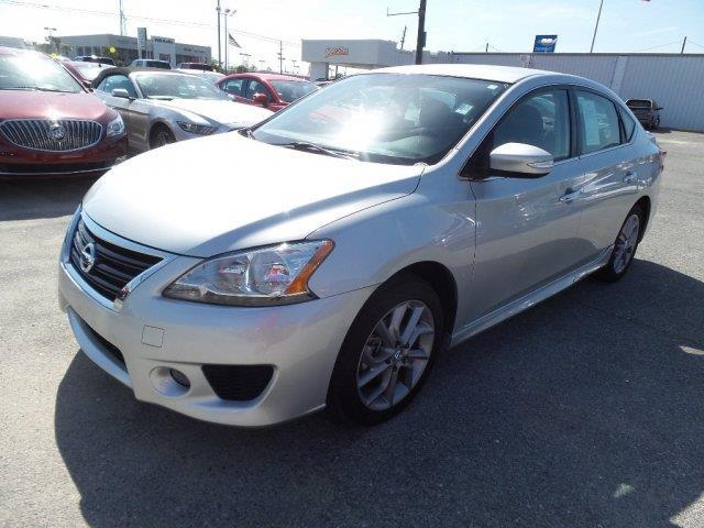 2015 nissan sentra sr sr 4dr sedan for sale in pensacola florida classified. Black Bedroom Furniture Sets. Home Design Ideas