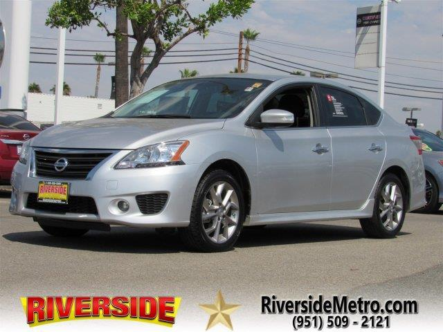 2015 nissan sentra sr sr 4dr sedan for sale in riverside california classified. Black Bedroom Furniture Sets. Home Design Ideas
