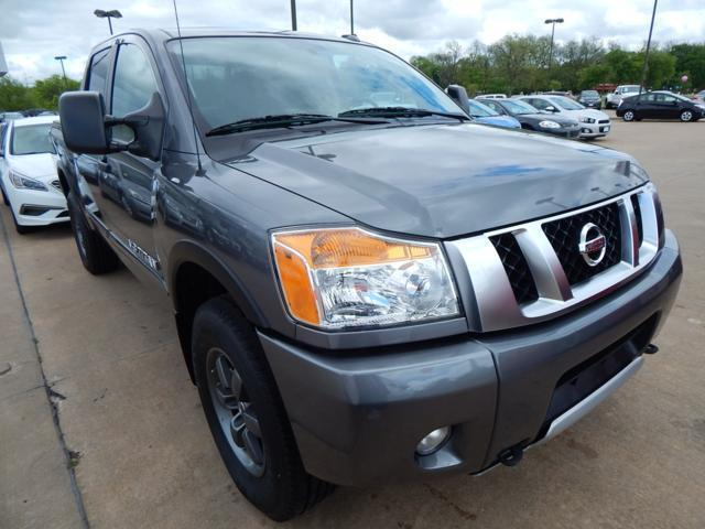 2015 nissan titan pro 4x 4x4 pro 4x 4dr crew cab swb pickup for sale in oklahoma city oklahoma. Black Bedroom Furniture Sets. Home Design Ideas