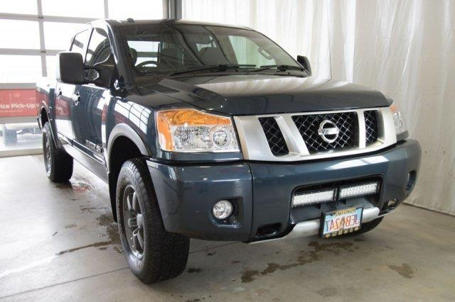2015 nissan titan pro 4x 4x4 pro 4x 4dr crew cab swb pickup for sale in anchorage alaska. Black Bedroom Furniture Sets. Home Design Ideas