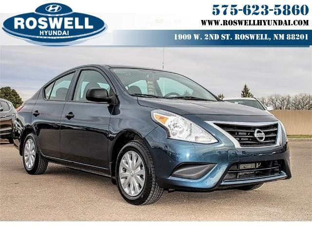 2015 nissan versa 1 6 s 1 6 s 4dr sedan 4a for sale in elkins new mexico classified. Black Bedroom Furniture Sets. Home Design Ideas