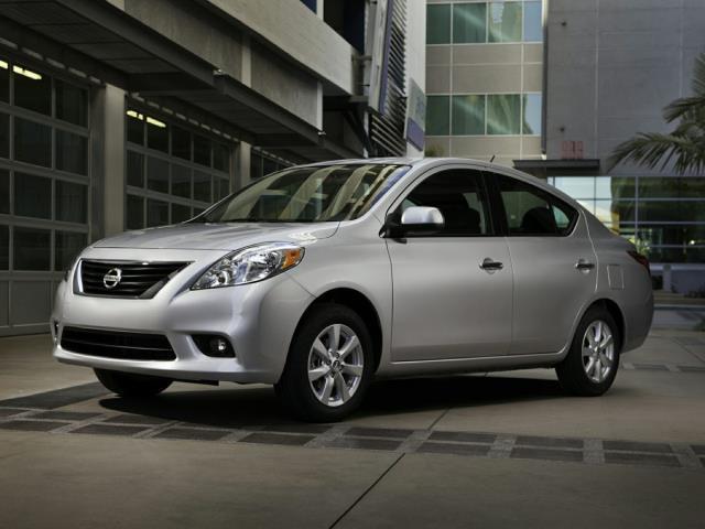 2015 Nissan Versa 1.6 S 1.6 S 4dr Sedan 4A