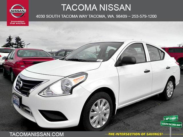 2015 nissan versa 1 6 s 1 6 s 4dr sedan 5m for sale in tacoma washington classified. Black Bedroom Furniture Sets. Home Design Ideas