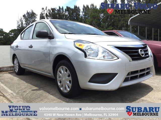 2015 nissan versa 1 6 s 1 6 s 4dr sedan 5m for sale in. Black Bedroom Furniture Sets. Home Design Ideas