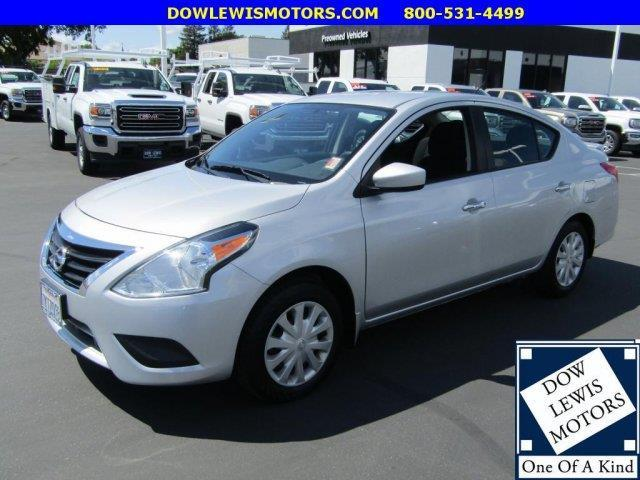 Yuba City Nissan >> 2015 Nissan Versa 1.6 S 1.6 S 4dr Sedan 5M for Sale in Yuba City, California Classified ...