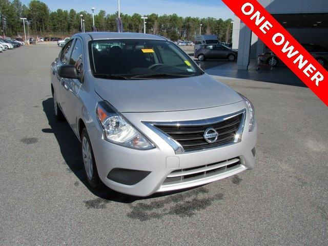 2015 Nissan Versa 1.6 S Plus 1.6 S Plus 4dr Sedan