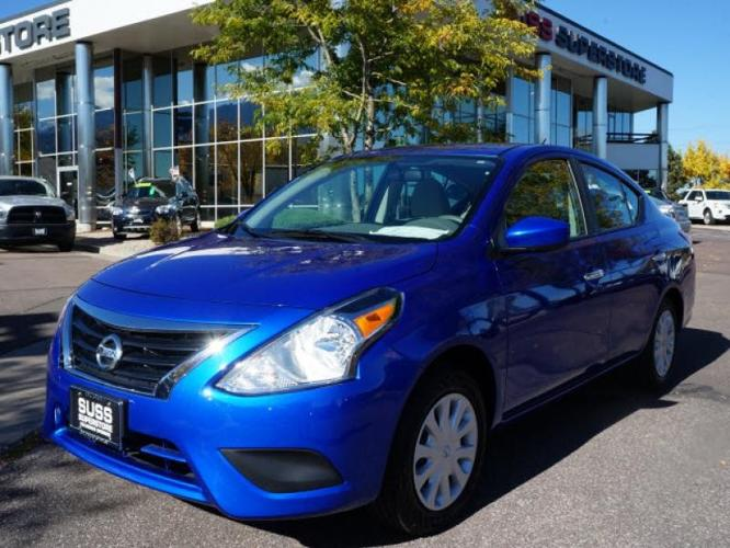 2015 nissan versa 4dr sdn cvt 1 6 s plus for sale in fillmore california classified. Black Bedroom Furniture Sets. Home Design Ideas