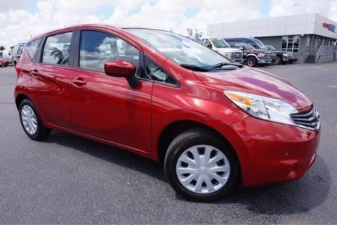 2015 nissan versa note 4 door hatchback for sale in miami. Black Bedroom Furniture Sets. Home Design Ideas