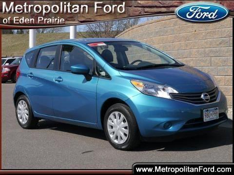 2015 nissan versa note 4 door hatchback for sale in eden. Black Bedroom Furniture Sets. Home Design Ideas